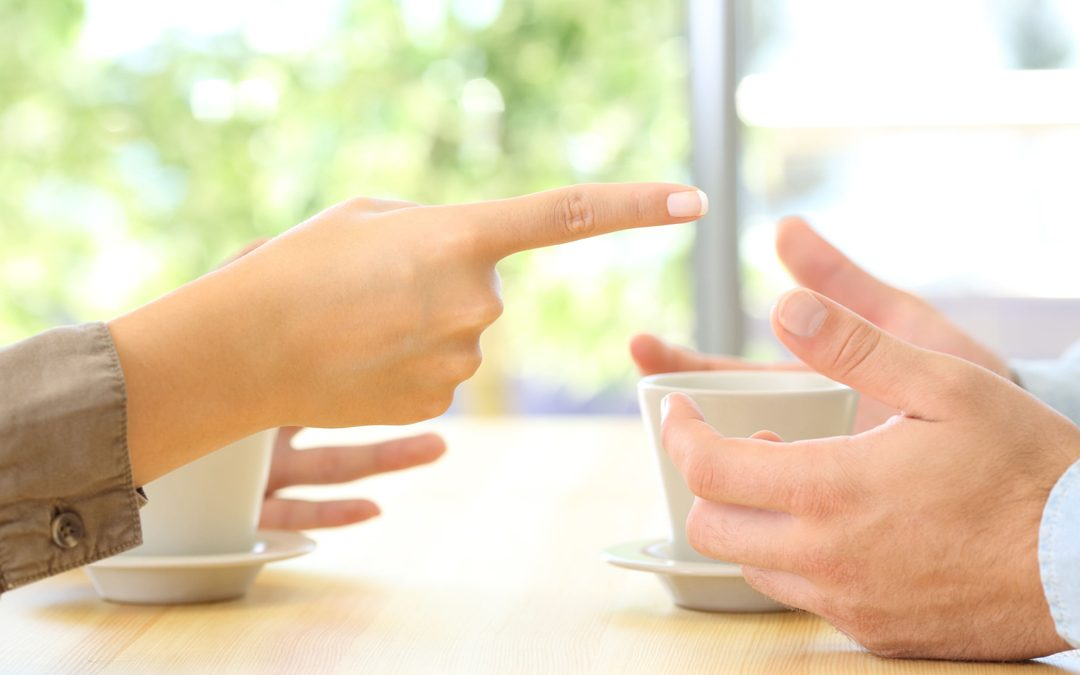 Betrayals No. 7 and 8 Two behaviours that need your attention